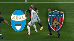 SPAL vs Cosenza #SPAL #Cosenza Match Highlights - YouTube
