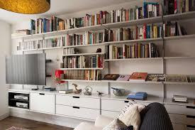 Living Room Shelving
