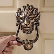 cool door knockers. Startling Cool Door Knockers Accessories Lion Head Knocker 30 Unique To