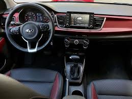 2018 kia rio interior. perfect rio trim levels to 2018 kia rio interior