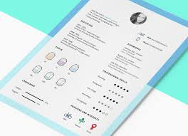 Free Creative Resume Letterhead Template In Indd Idml Good Resume