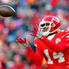 See more kc chiefs wallpaper, chiefs wallpaper, chiefs vs raiders wallpaper, kc chiefs wallpaper 1200x800, royals chiefs wallpaper, chiefs looking for the best chiefs wallpaper? Chiefs Wr Sammy Watkins Value Rises In The Playoffs Arrowhead Pride