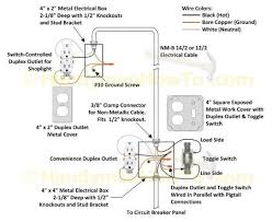 best ideas about outlet wiring hiding wires attic light switch controlled electrical outlet wiring diagram
