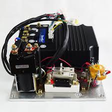 noco shop curtis programmable dc sepex motor controller programmable curtis dc sepex motor speed controller assemblage 1268 5403 36v 48v