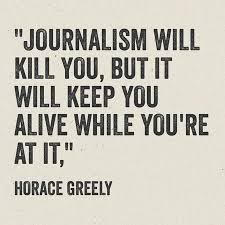 Journalism Quotes Gorgeous ProfNet Connect Evelyn Tipacti Blog Media 48 Journalism Quotes