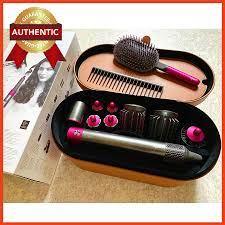 2HITACHI ] Máy sấy tóc tạo kiểu Dyson Airwrap Complete Limited ( Hàng Chính  Hãng )