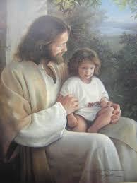 Jesus With A Child - 1200x1600 ...
