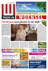 Thuis In Woensel Editie Juni 2014 By Thuis In Woensel Eindhoven