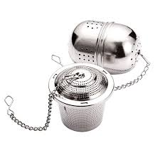 extended chain hook to brew loose leaf tea