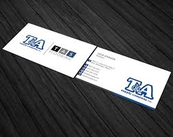 entry 130 for t a supply tas flooring business card design
