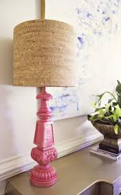 ugly lamps get a makeover
