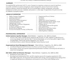 Iso Auditor Cover Letter Sarahepps Com