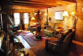 log cabin furniture ideas living room. Decorations Small Cabin For Hunting Room With Corner Stone Decor Rustic . Decorating Ideas Log Furniture Living S