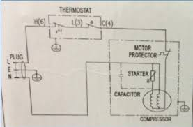 wiring diagram of hisense mini bar Capillary Thermostat Wiring Diagram 5 Wire Thermostat Wiring