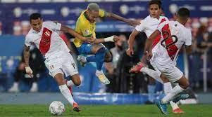 Brazil beat Peru 1-0 to move into Copa ...