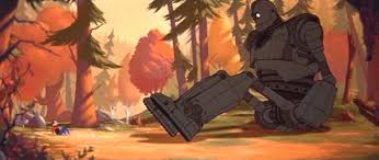 Image result for The Iron Giant film stills