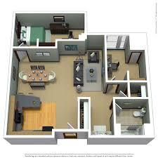 Single Bedroom Apartment Den. Excelsior ...