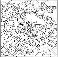 Fancy Challenging Coloring Pages 79 About Remodel Coloring For