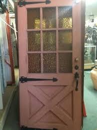 farmhouse style front doors1940 Spanish Ranch Style Front Door With Hardware Old Farmhouse
