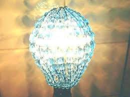 ceiling light chandelier covers bulb glass beaded dazzling lamp pendant outdoor kitchen good looking fans with lights