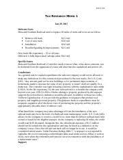 acct essay essay liberty university acct tax research  2 pages