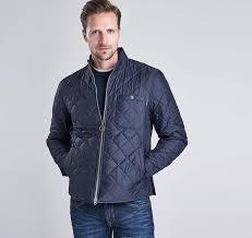 Quilted Jackets | Mens | All Collections | Barbour & B.Intl Axle Quilted Jacket ... Adamdwight.com