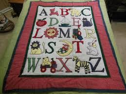 Bluebird Gardens Quilts and Gifts & Alphabet Mostly Baby Quilt.jpg Adamdwight.com