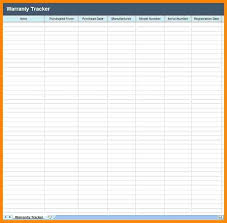 Blank Budget Spreadsheet Template Tracker Free Order Form Bill ...