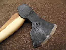 carved axe handle. thread: forged carving axe carved handle