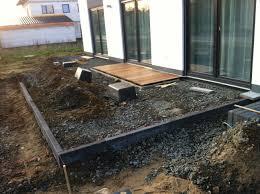 Außenarbeiten M5cube Baublog Seite 2
