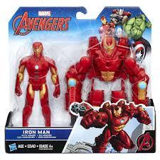 Iron man toys hasbro