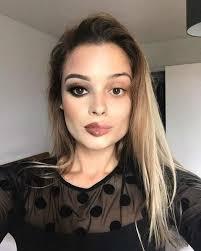 half face makeup the power of makeup