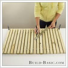 diy wooden doormat by build basic step 2