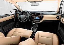 Toyota Corolla 2018 Interior Colors New Updated 2018 2019 toyota ...