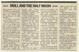 1986 Moll Half Stages Of Flanders Moon