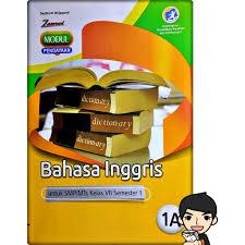 Buku bahasa inggris sma smk kelas 10 kurikulum 2013. Lks Bahasa Inggris Smp Mts Kelas Vii 7 Semester 1 2021 2022 Zamrud Shopee Indonesia