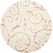 safavieh florida cream beige 4 ft 4 ft round area rug sg455 safavieh florida cream beige 4 ft 4 ft round area rug