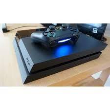 Máy PlayStation 4 - Ps4 Fat 12xx, 11xx, 10xx - 500GB - Chính Hãng Sony -  Hàng USED chính hãng 4,990,000đ