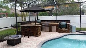 beautiful creative outdoor kitchens also tampa sheds wagon home trends images custom stone