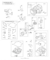 Briggs and stratton 31p777 0148 b1 parts diagram for camshaft