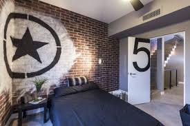 exposed brick bedroom design ideas. Adorable Bedrooms Design Ideas With Exposed Brick Walls (34) Bedroom N
