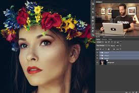 tutorial description bee a digital makeup