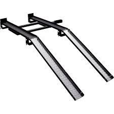 carrier ramp. ultra-tow adjustable cargo carrier with ramps ramp