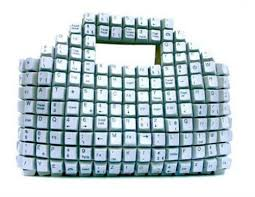 Computer Key Bag