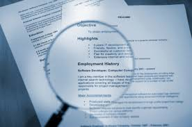 How To Re Write Your Cv
