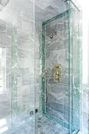 green shower tile gray stone shower tiles with green marble border tiles seafoam green shower tile