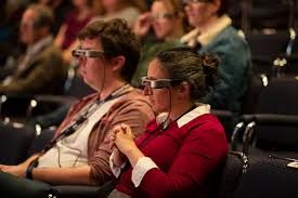 People S Light Theater In Malvern Pa Caption Glasses At Peoples Light Theater Are Among First In