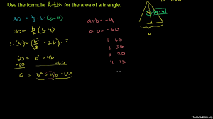 solving quadratics by factoring leading coefficient 1 khan academy