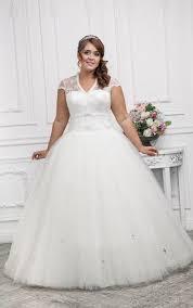 Short PlusSize Wedding Dresses  BridesPlus Size Wedding Dress Styles