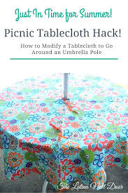 outdoor tablecloth with umbrella hole round outdoor tablecloths vinyl tablecloth with umbrella hole designs elastic edge